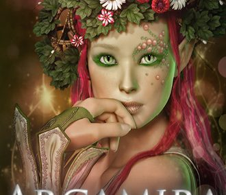 Arcamira (Fantasy/Paranormal Crossover Novel)