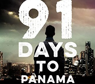 """91 Days to Panama"" by John J Mitchell"