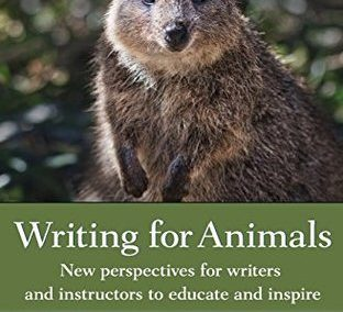 Writing For Animals (Anthology Contribution)